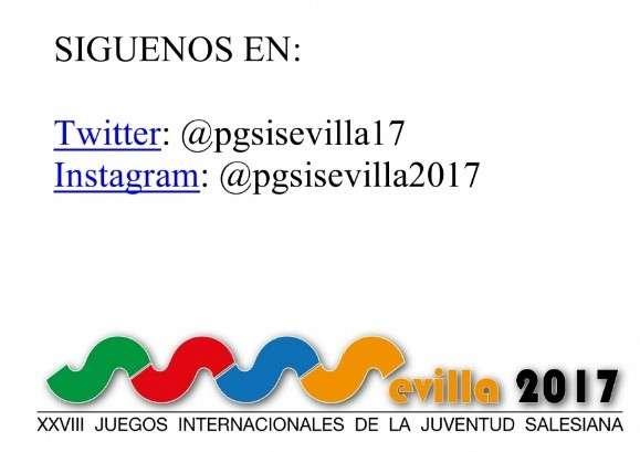 Sevilla acoge por primera vez los Juegos Internacionales de la Juventud Salesiana
